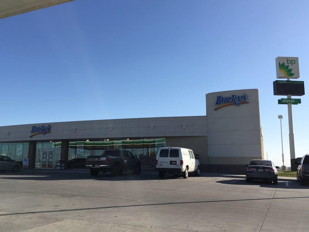 Bucky's Express: 9405 S 144th St, Omaha, NE
