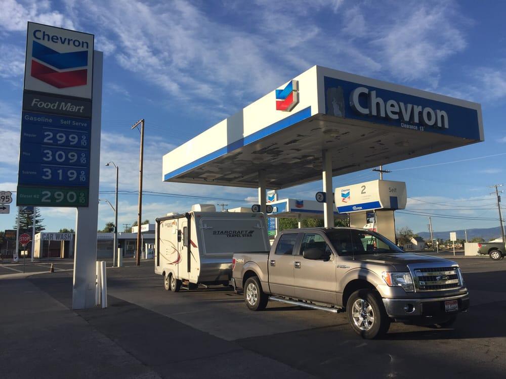 Alturas Chevron Food Court: 1080 N Main St, Alturas, CA