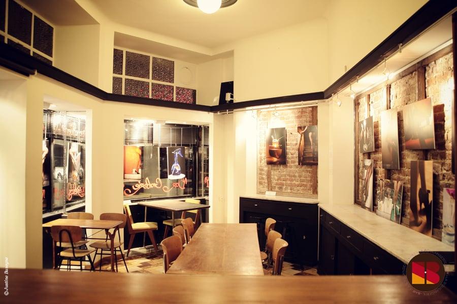 photos pour la boulangerie bar yelp. Black Bedroom Furniture Sets. Home Design Ideas