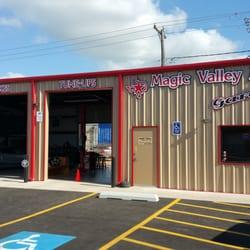 Magic Valley Motors - Car Dealers - 201 S F St, Harlingen