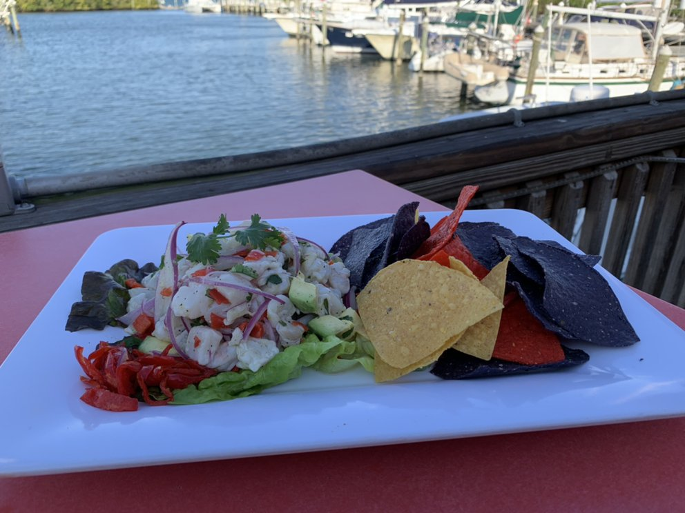 Food from Harborcove Bar & Grill