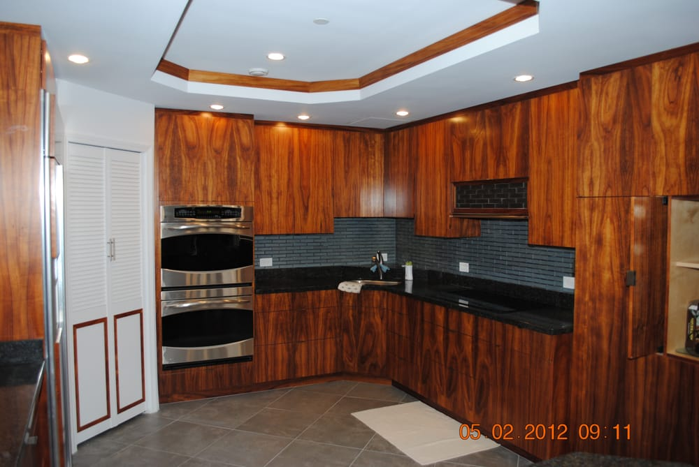 Kitchen cabinets by tenibac closed 14 photos kitchen for Bathroom cabinets yelp
