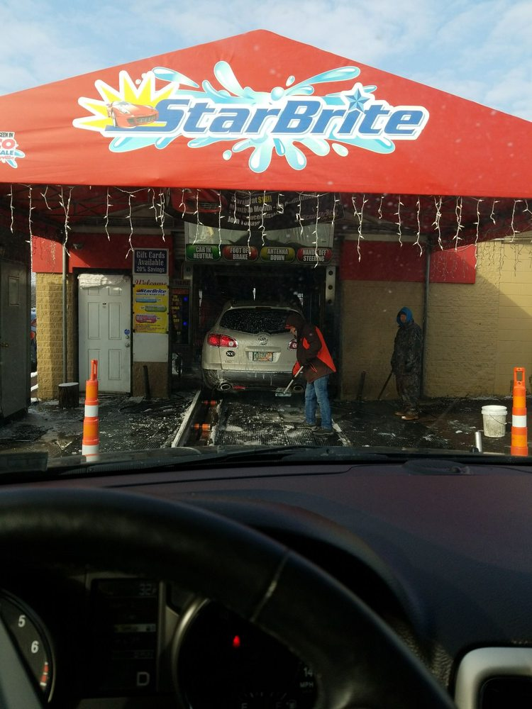Star Brite Car Wash: 721 Rt 113, Souderton, PA