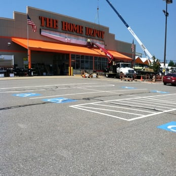 Photo of The Home Depot - Lamoine, ME, United States. Entrance