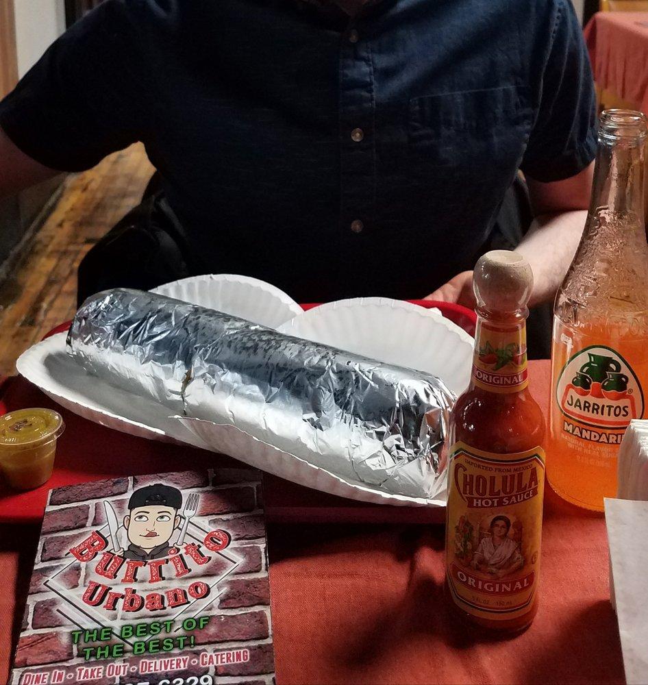 Burrito Urbano: 547 State St, Rochester, NY