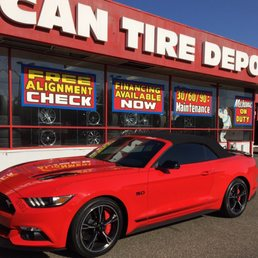Photos For American Tire Depot Modesto Ii Yelp