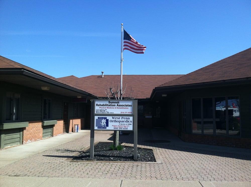 Summit Rehabilitation Associates, PC - 89 Beaver Dr, Du Bois