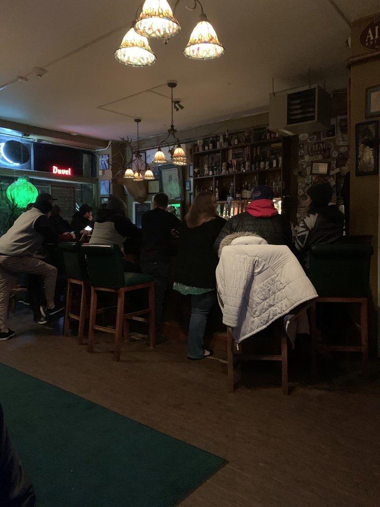 Social Spots from Green Onion Pub