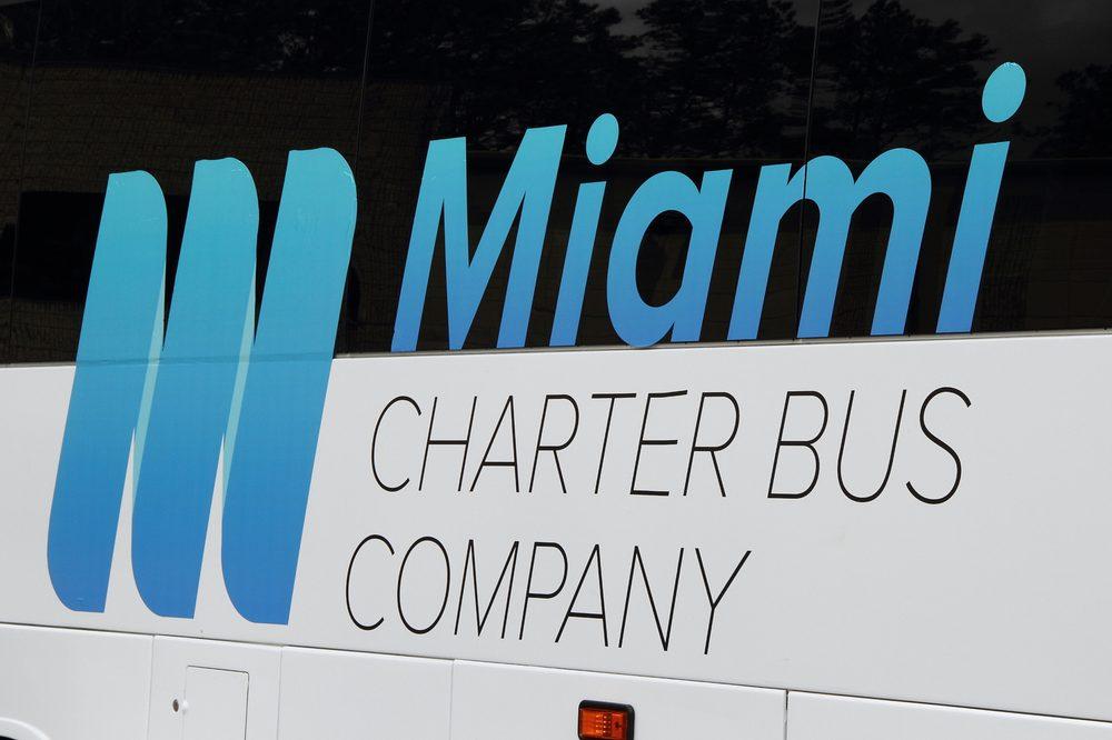 Miami Charter Bus Company: 8135 SW 28th St, Miami, FL