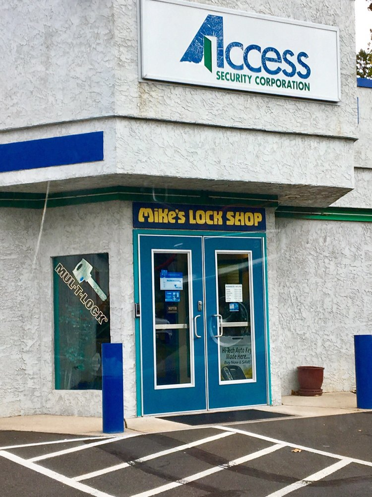 Mike's Lock Shop: 271 York Rd, Warminster, PA