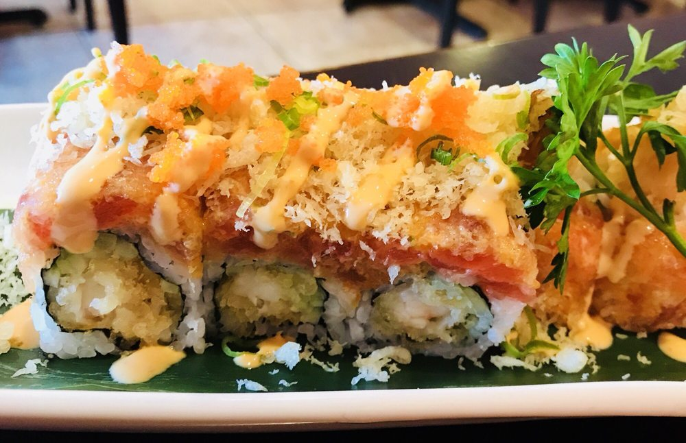 Miku Sushi & Asian Cuisine: 184 W Boylston St, West Boylston, MA