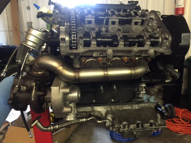 2 7T AUDI WITH CUSTOM MANIFOLDS, K24 TURBOS AND CAT CAMS  - Yelp
