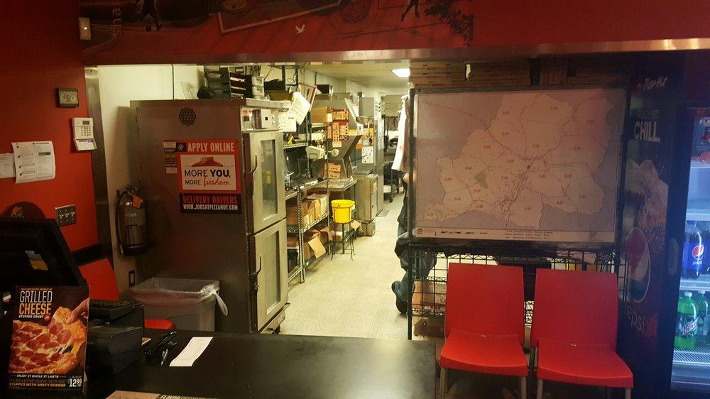 Pizza Hut: 149 Wilson Rd, Bentleyville, PA