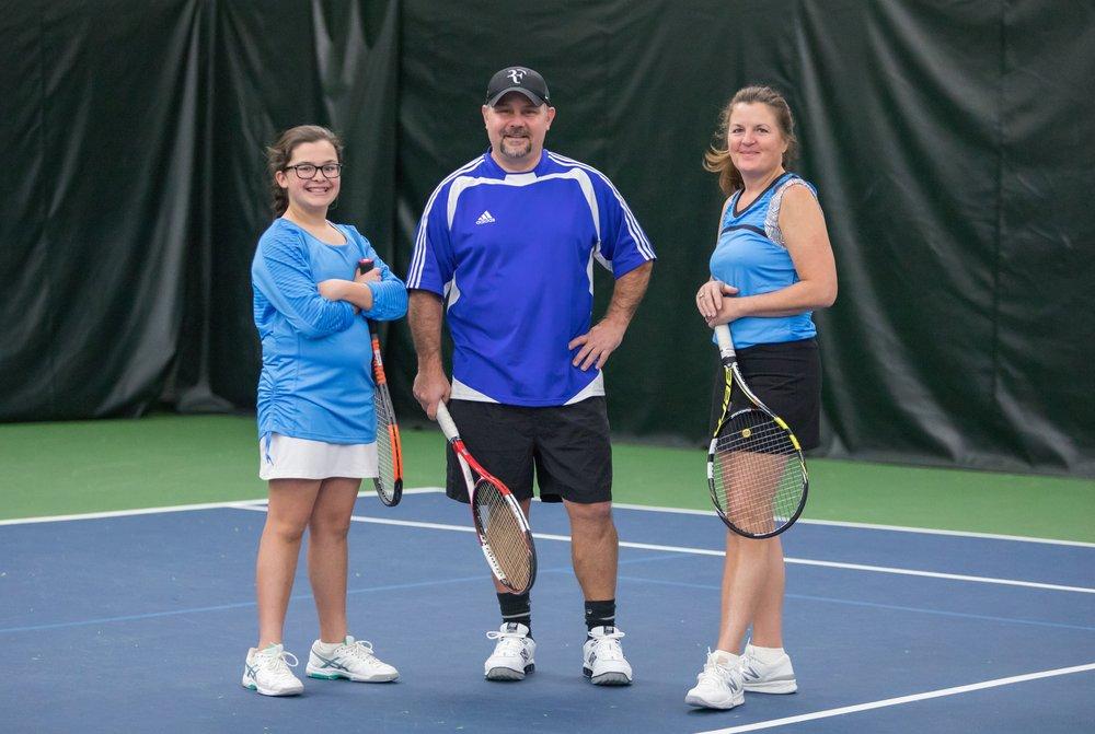 Western Tennis & Fitness Club: 5490 Muddy Creek Rd, Cincinnati, OH