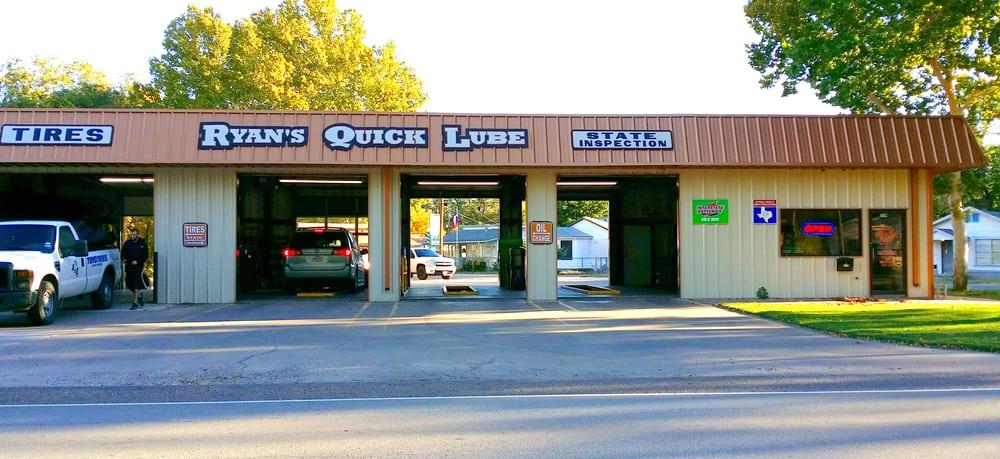 Ryan's Quick Lube: 519 Sheppard Rd, Burkburnett, TX