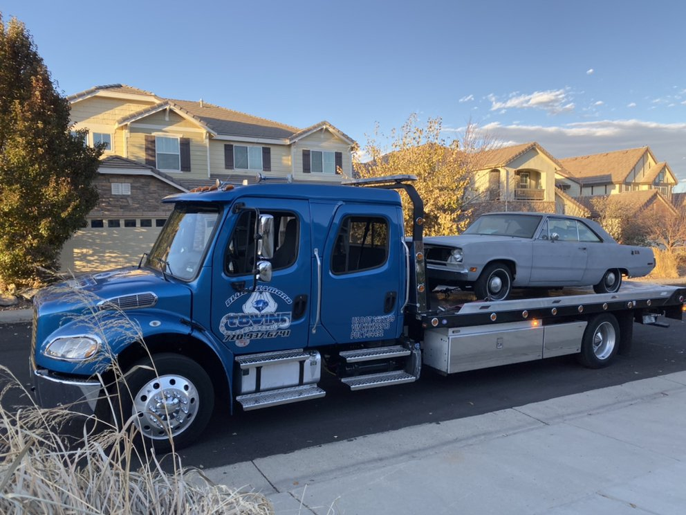 Towing business in Federal Heights, CO