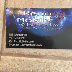 Reno Mobile Djs - 15 Photos & 18 Reviews - DJs - 1050 Nevada St