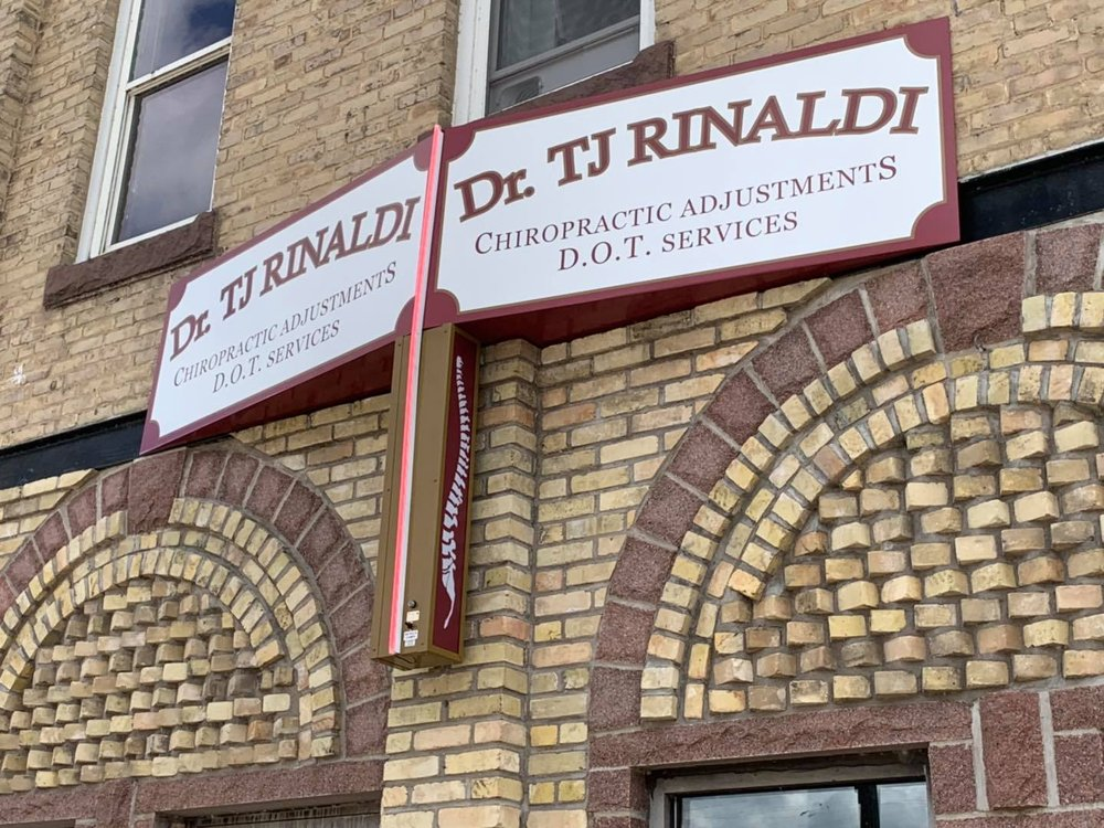 Finishing Touch Signs: 608 Creske Ave, Rothschild, WI