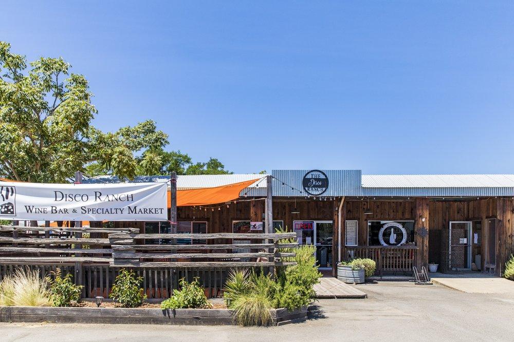Disco Ranch Wine Bar & Specialty Market: 14025 Hwy 128, Boonville, CA