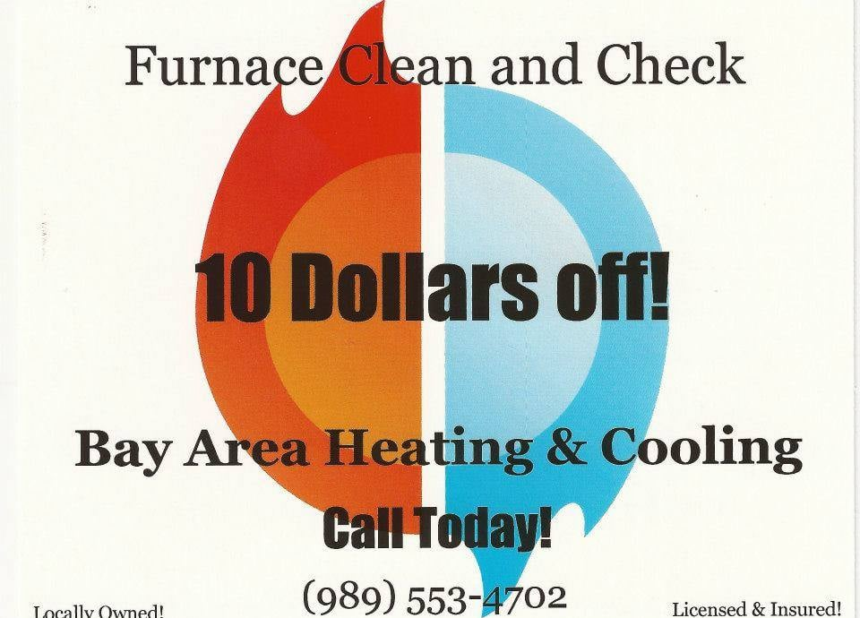 Bay Area Heating and Cooling: 4800 N Caseville Rd, Caseville, MI