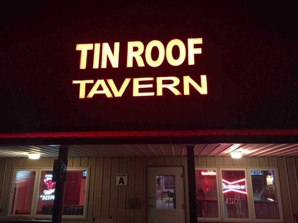 Tin Roof Sports Bars 2042 Us Rt 34 Leland Il Phone