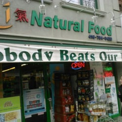 Qi Natural Foods Eglinton