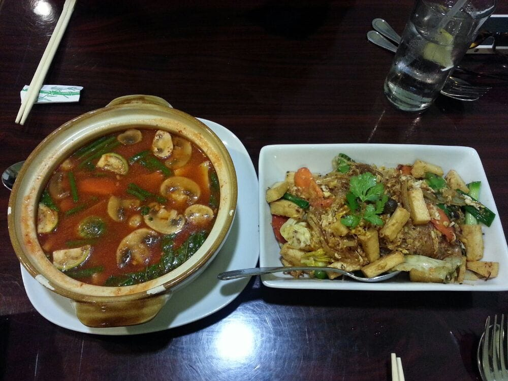 One of the best thai meals ive had left jungle curry for Ayara thai cuisine