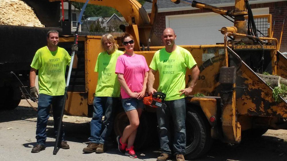 Kelley Tree Service: 6714 N Oakcliff Dr, Tulsa, OK