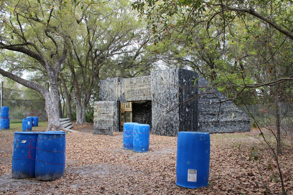 South Tampa's Paintball: 3378 S 50th St, Tampa, FL