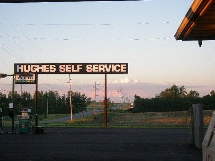 Charles Hughes Pay Less: 19116 Hwy 69, Lawson, MO
