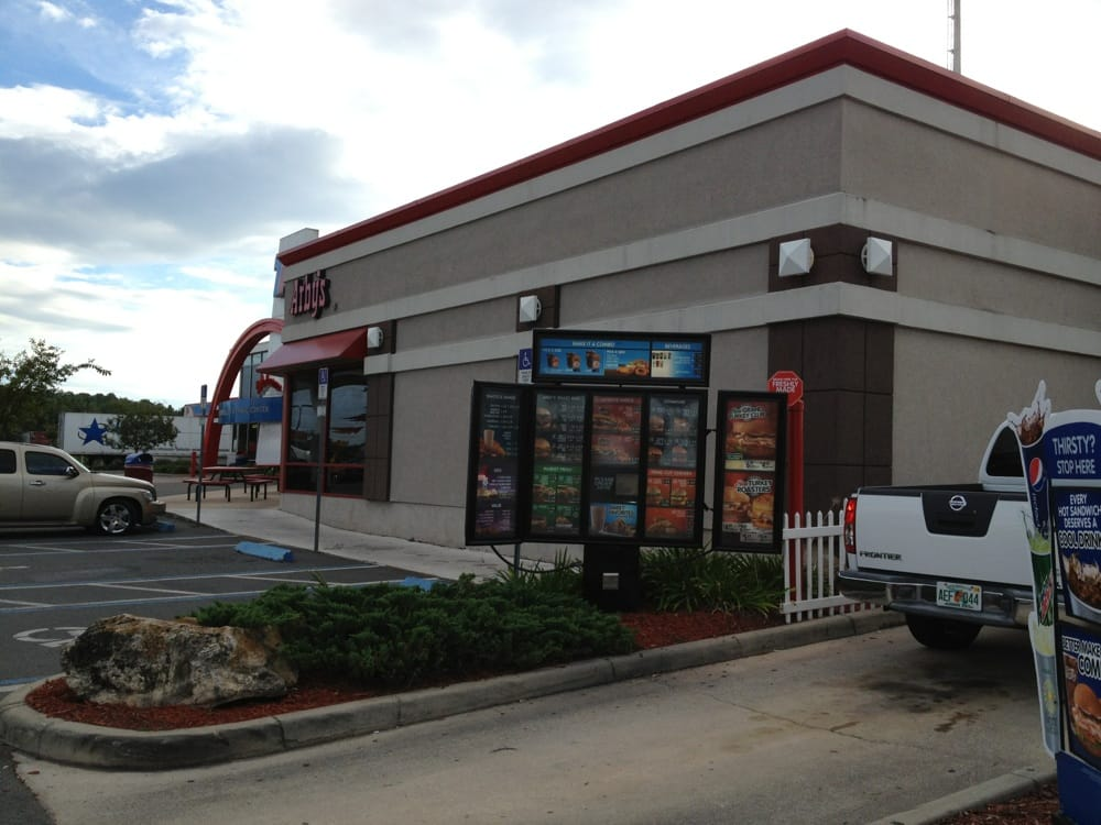 Arby's: 1024 US Hwy 301 S, Jacksonville, FL