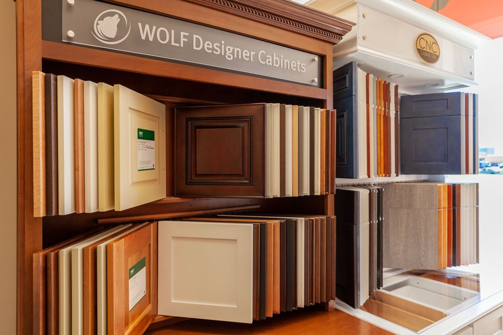 WOLF Designer kitchen cabinets - Yelp
