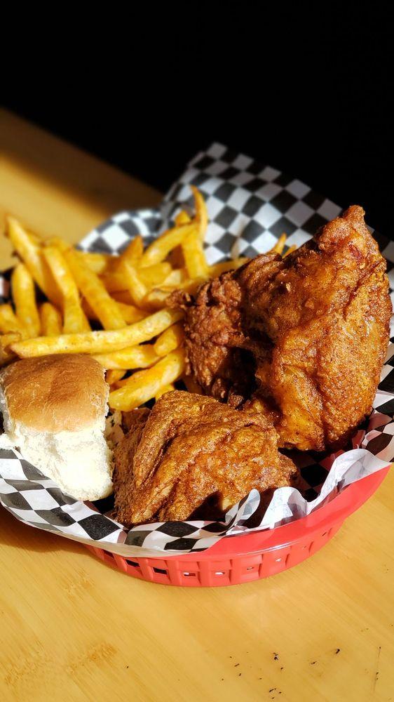 Pinulito Fried Chicken: 1529 W Buckingham Rd, Garland, TX