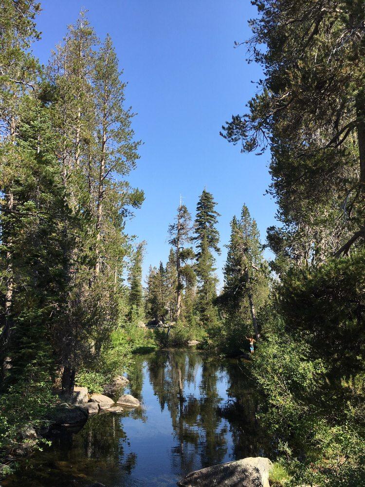 Lakes Basin Campground: Elwell Lodge Rd, Blairsden-Graeagle, CA