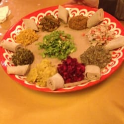 Photo Of Fasika Ethiopian Restaurant Fresno Ca United States