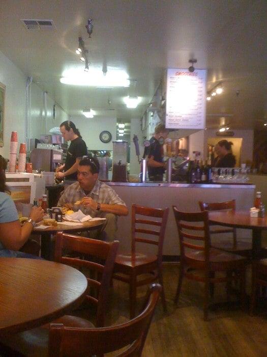 Redwood Cafe Cotati Ca