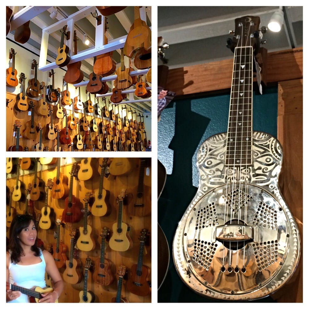 Hawaii Music Supply - The Ukulele Site