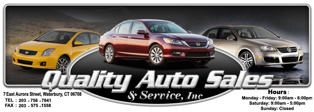 Photos for quality auto sales service inc yelp for Department of motor vehicles waterbury ct
