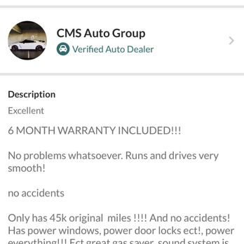 CMS Auto Group - 11 Reviews - Car Dealers - 21235 84th Ave S