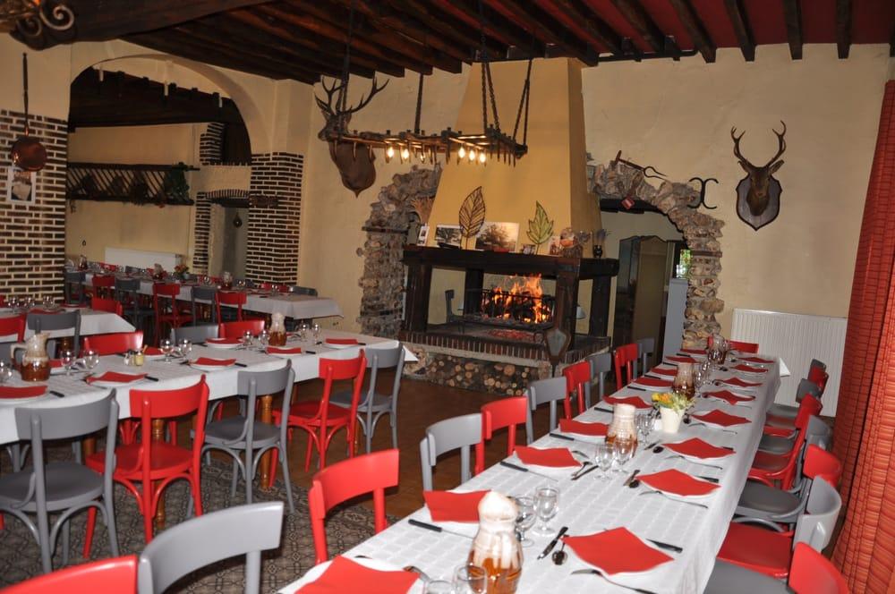 Auberge grand maison au cochon grill restaurants la for Auberge de grand maison