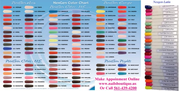 Nails Boutique 3095 S Military Trl Lake Worth Fl Manicurists Mapquest