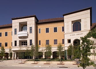 Colleyville Public Library: 110 Main St, Colleyville, TX