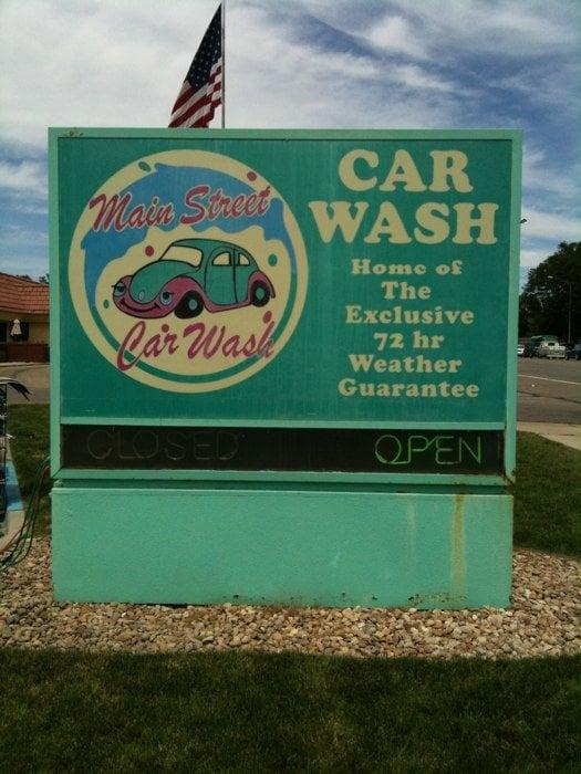 Photos For Main Street Car Wash