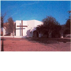 St Michael's Episcopal Church: 800 W Vah Ki Inn Rd, Coolidge, AZ
