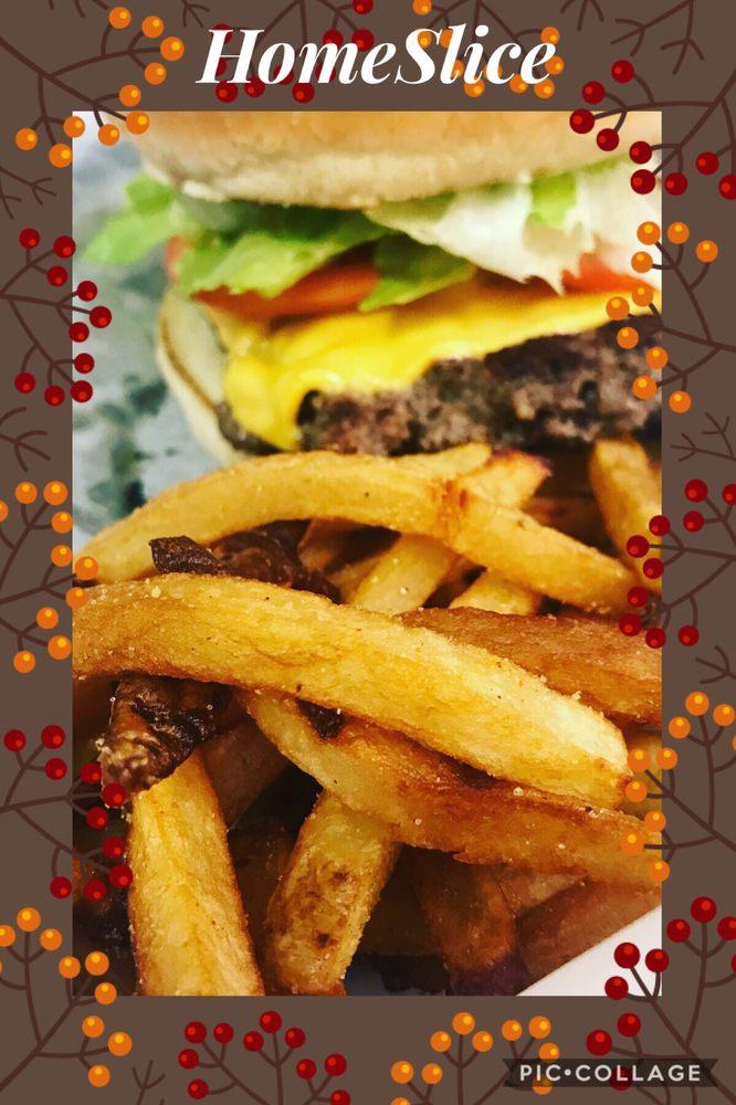 HomeSlice Cafe & Catering: 13509 Porterfield Hwy, Abingdon, VA