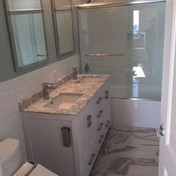 Photo Of A To Z Renovations   Brooklyn, NY, United States. Full Bathroom