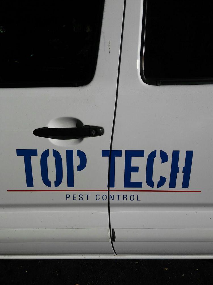 Top Tech Pest Control: 19100 Crest Ave, Castro Valley, CA