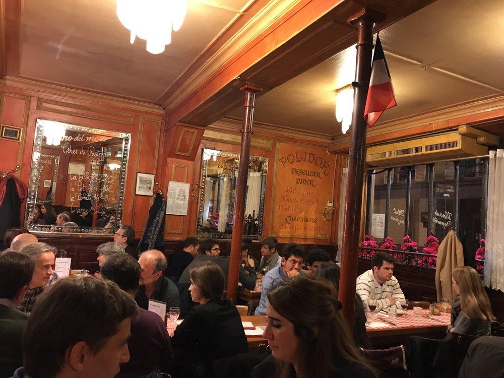 Restaurant Rue Monsieur Le Prince