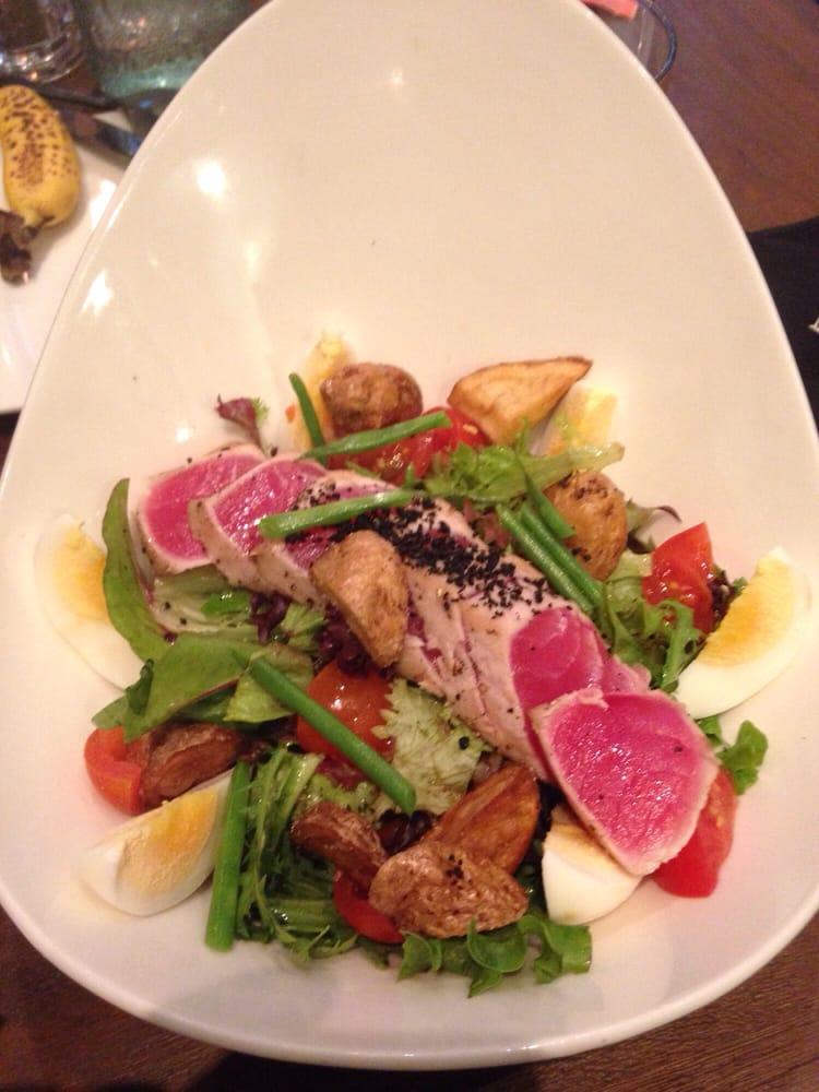 Tuna Nicoise Salad Yelp