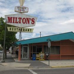 Photo Of Milton S Family Restaurant Albuquerque Nm United States